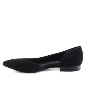 Raya: Black Suede NEW