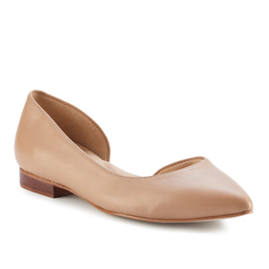 Raya: Nude Leather NEW