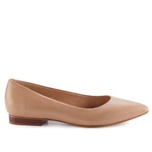 Reece: New Nude Leather RESTOCKED