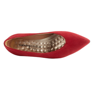 Sasha: Red Suede NEW