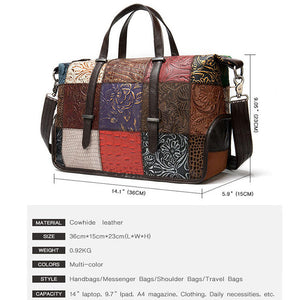 Travel Sports Handbag Printing CrossBody Shoulder Bag
