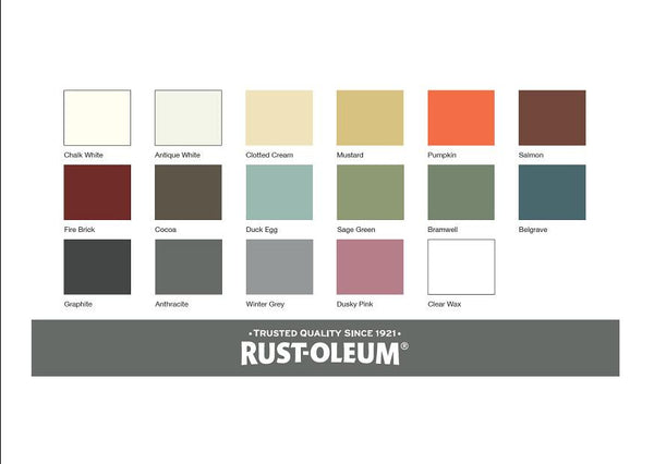 Chalk Paint Rustoleum Chalky Finish Furniture Paint
