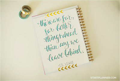 5 Ways To Use START planner Washi Tape