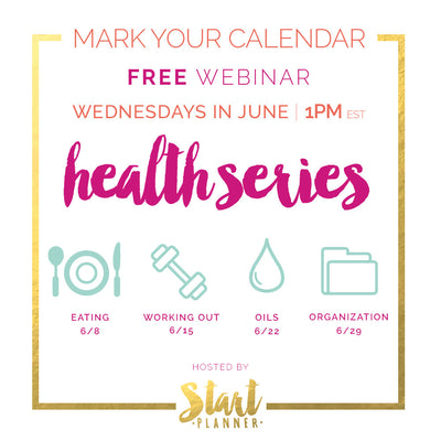 FREE Online Health Series