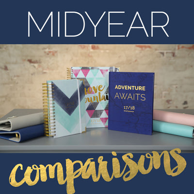 2017-18 Midyear Planner Comparisons