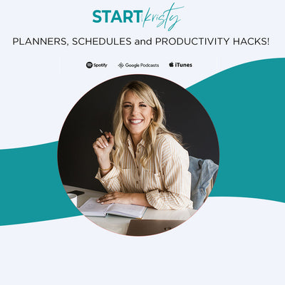 EP022 | Planners, Schedules and Productivity Hacks!