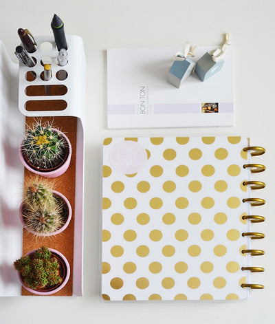 Organizing More than Your Schedule by Using Tape