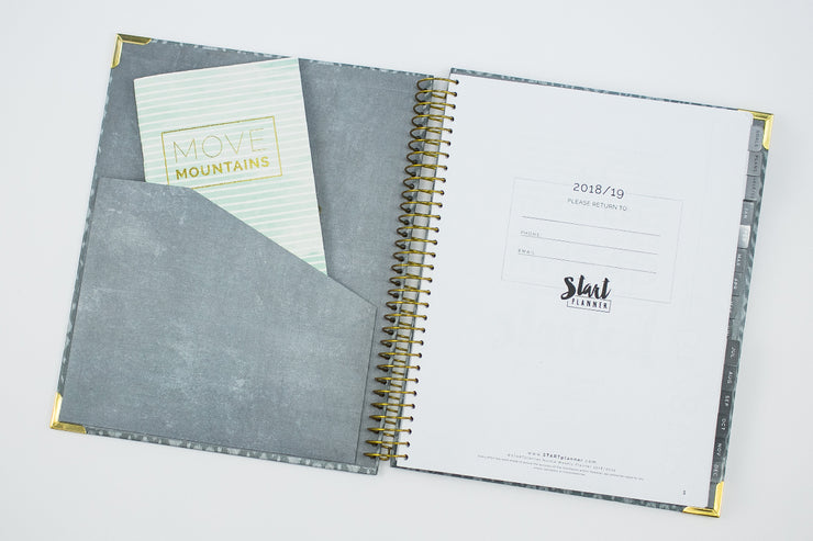 Legit Planner Notebook