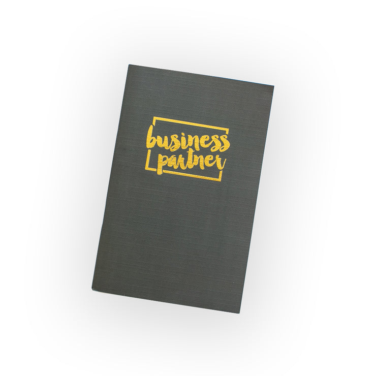 Business Partner Notebook