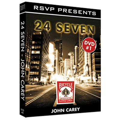 24Seven Vol. 1 by John Carey and RSVP Magic - Download