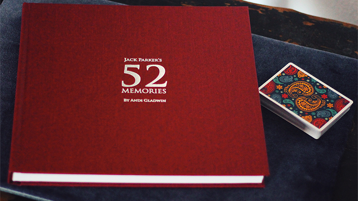 52 Memories (Retrospective Edition) by Andi Gladwin and Jack Parker