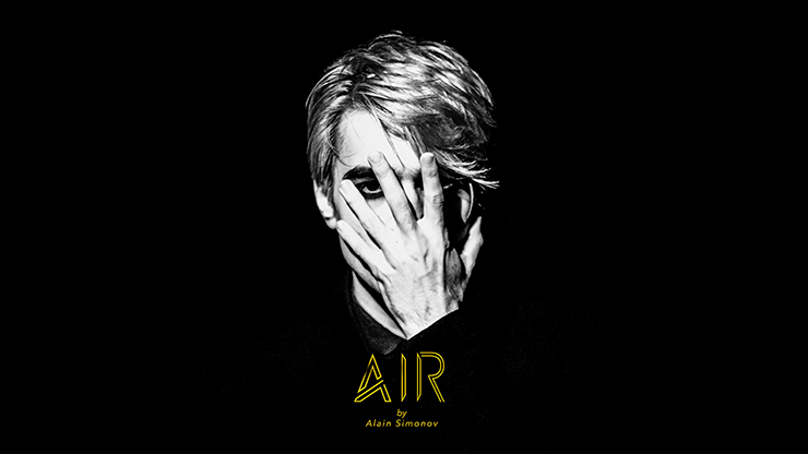 AIR (Gimmicks and Online Instructions) by Alain Simonov & Shin Lim