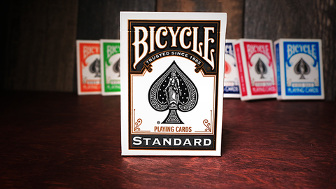 Bicycle Black Playing Cards by USPCC