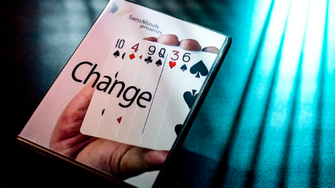 Change (DVD and Gimmick) by SansMinds