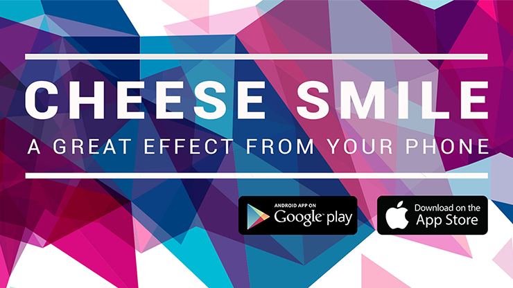 Cheese Smile by Smagic Productions