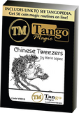 Chinese Tweezers (V0018) by Mario Lopez and Tango Magic