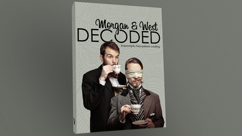 Decoded by Morgan and West