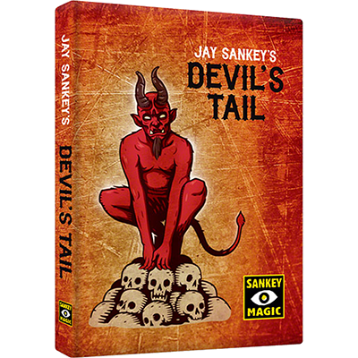 Devil's Tail (All Gimmicks & DVD) by Jay Sankey