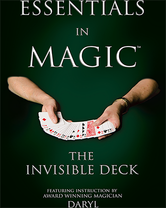 Essentials in Magic - Invisible Deck (English) - Download