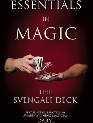 Essentials in Magic - Svengali Deck (English) - Download