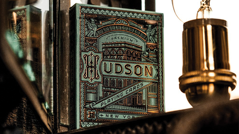 Hudson Playing Cards by theory11