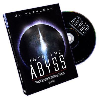 Into the Abyss (DVD) by Oz Pearlman