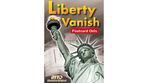 Liberty Vanish (Postcard Only) by Masuda