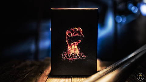 Magma (Gimmick and Online Instructions) by Kyle Marlett