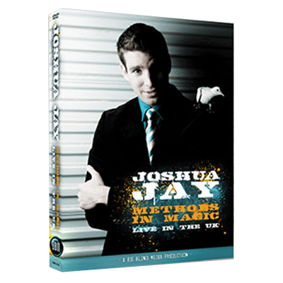 Method In Magic - Live In The UK by Joshua Jay & Big Blind Media - Download