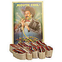 25' Mouth Coil (Multicolored) Uday