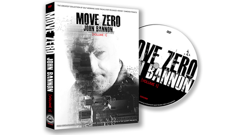Move Zero (Vol. 1) by John Bannon and Big Blind Media