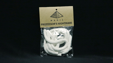 Professor's Nightmare (White) by Pyramid Gold