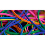 Joe Rindfleisch's Rainbow Rubber Bands (Rainbow Pack)