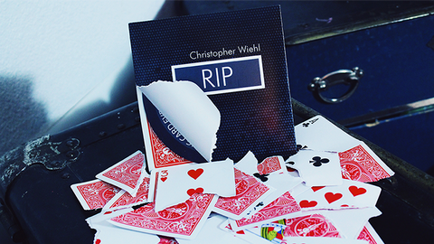 RIP (DVD and Gimmick) by Christopher Wiehl