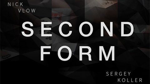 Second Form By Nick Vlow and Sergey Koller Produced by Shin Lim