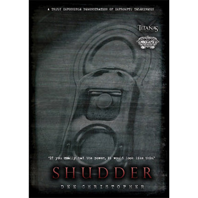 Shudder by Dee Christopher - Download