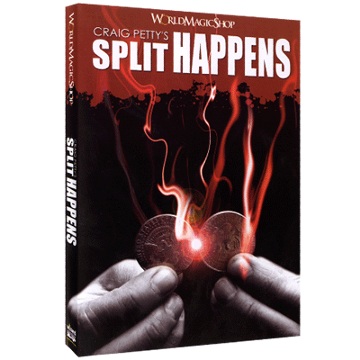 Split Happens by Craig Petty and World Magic Shop - Download