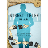 Street Thief (US Dollar - Black) by Paul Harris