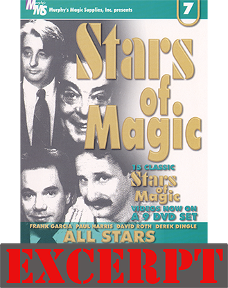 Too Many Cards (Excerpt of Stars Of Magic #7 With Derek Dingle) - Download