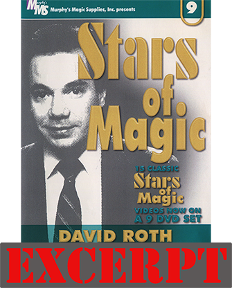 Tuning Fork (Excerpt of Stars Of Magic #9 With David Roth) - Download