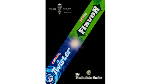 Twister Flavor (Trident) by Snake and Tumi Magic