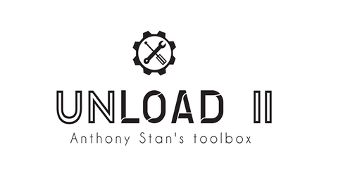 UNLOAD 2.0 (Blue) by Anthony Stan and Magic Smile Productions