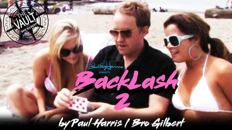 The Vault - Backlash 2 by Paul Harris/Bro Gilbert - Download