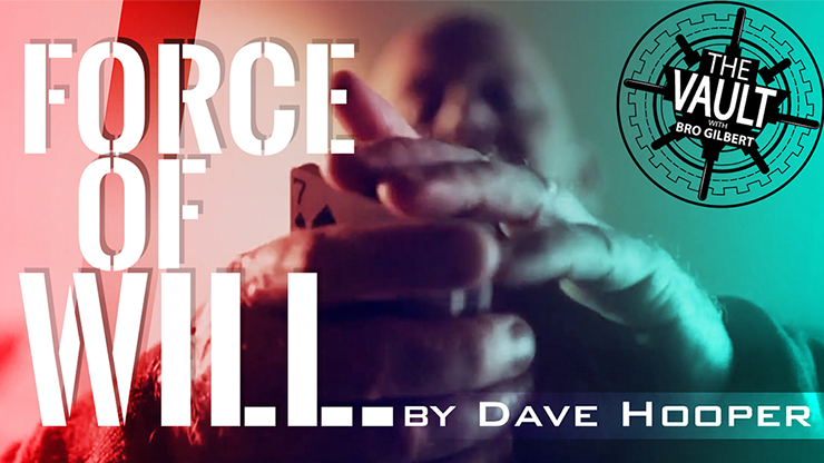 The Vault - Force of Will by Dave Hooper - Download
