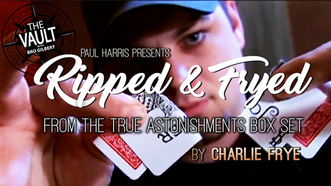 The Vault - Ripped and Fryed by Charlie Frye (From the True Astonishments Box Set) - Download