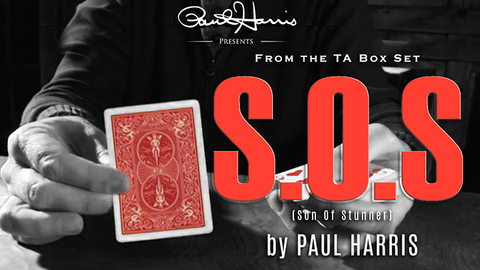 The Vault - SOS (Son of Stunner) by Paul Harris - Download
