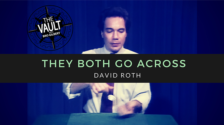The Vault - They Both Go Across by David Roth - Download