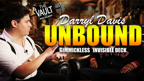 The Vault - Unbound by Darryl Davis - Download