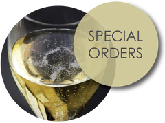 Bollicine Special Orders