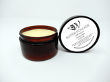 All-natural Professional Butter Pomade - Onyx Scent - Wolf's Mane Beard Care
